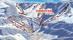 Pec-pod-Snezkou-mapa-sjezdovek